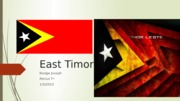 East Timor Brocure Presentation 99999999999999.pptx