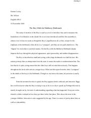 extra credit la essay white fang and the call of the wild to 2 pages the boy the mulberry birthmark