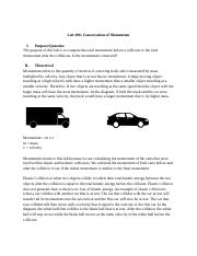 Lab:06 Conservation of Momentum.docx
