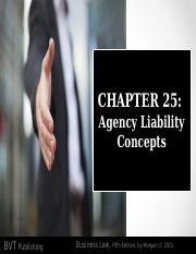 BusinessLaw5e_Ch25.ppt