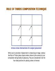 rule of thirds.ppt