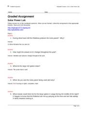 4.11 Solar Power Lab Assignment (1) (Autosaved).doc