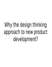 3.1 Why the design thinking approach.pptx