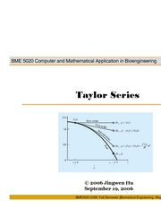 Lecture-3-1-Taylor series-slides