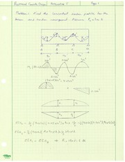 Homework 5 Solution on Prestressed Concrete Design