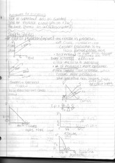 Econ 132 Class Notes- Supply Shift
