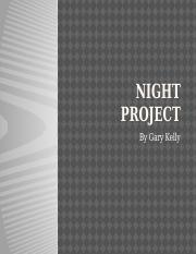 Night project.pptx
