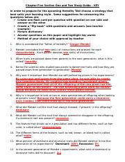 Chapter Five Section One and Two Study Guide- answer key.doc