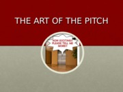 Week 2 - Art of the Pitch (2)