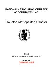 2015 NABA Houston Scholarship Application1082015.docx