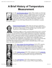 TemperatureMeasurement