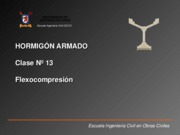 Clase 13 flexocompresion