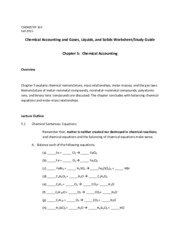 TEST 3 STUDY GUIDE F2014