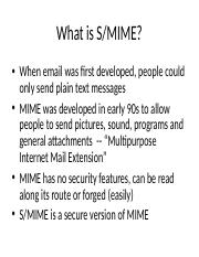 MIME.ppt
