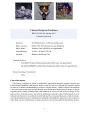 Chinese Religious Traditions_Poceski 20170111