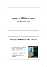L8_Summary_IndigenousArchitecture-Part1