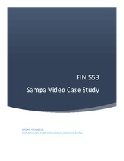 sampa video case