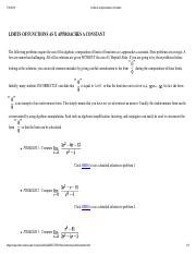 Limits as x Approaches a Constant.pdf