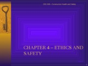 07Ch04Ethics-CH 4