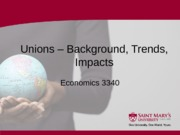 3 Section Three - Unionization - Summer 2013 B