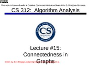 Lecture15-connectivity