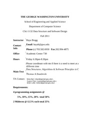 CS 1132 Fall 2011_Syllabus