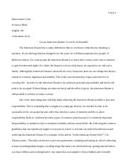 american dream essay.odt