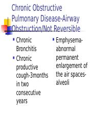 Chronic Obstructive Pulmonary Disease.pptm