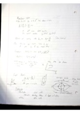 Introduction to Hamiltonian notes