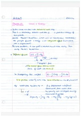PHYS 350 Lecture 9 Notes