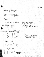 Higher Derivations Notes