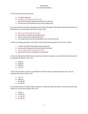 FINAN 3040 Ch. 6 Practice Problems - Answers.docx