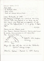 Humanities Lecture Notes Chapter 3 Trial of 1663 in France