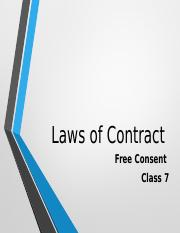 Law of Contract 7 new new.pptx