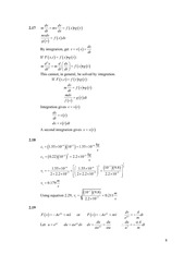Analytical Mech Homework Solutions 19