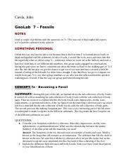 GeoLab  7 - Fossils.docx
