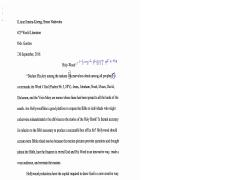 Essay about Noah the movie and the christian movie industry