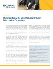 Front Page - Dairy Lenders Issue Brief - May 2015.pdf