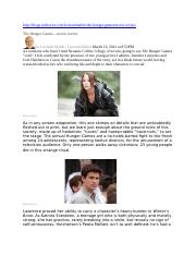 THE HUNGER GAMES film review (1).docx