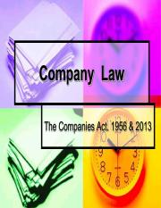 IME611 - 2.2 Forms of Business Organizations (Legal)