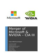M&A CIA 3 - Group 7.docx