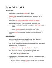 Module 5 Study Guide.pdf - Biology 100 Module 5 Study ...