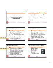 3 Critical Debates Evolution of International Relations Theory pdf