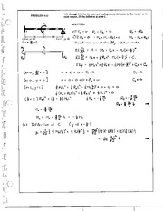 1062_Mechanics Homework Mechanics of Materials Solution
