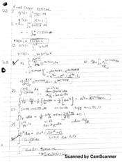 Final Exam Review Problems And Solutions