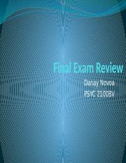 L24 Final Exam Review.pptx