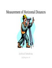 Course03-Measurement of Horizontal Distances-jack.ppt