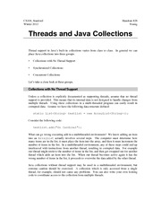 26JavaCollectionsAndThreads