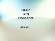 STS concepts_sts101
