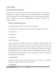 Principles of management (2)